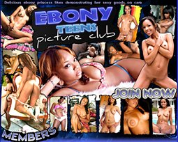 ebony teens picture club