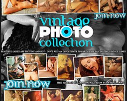 vintage photo collection