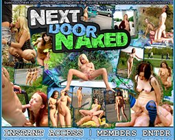 next door naked