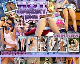 hot upskirt pics
