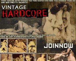vintage hardcore