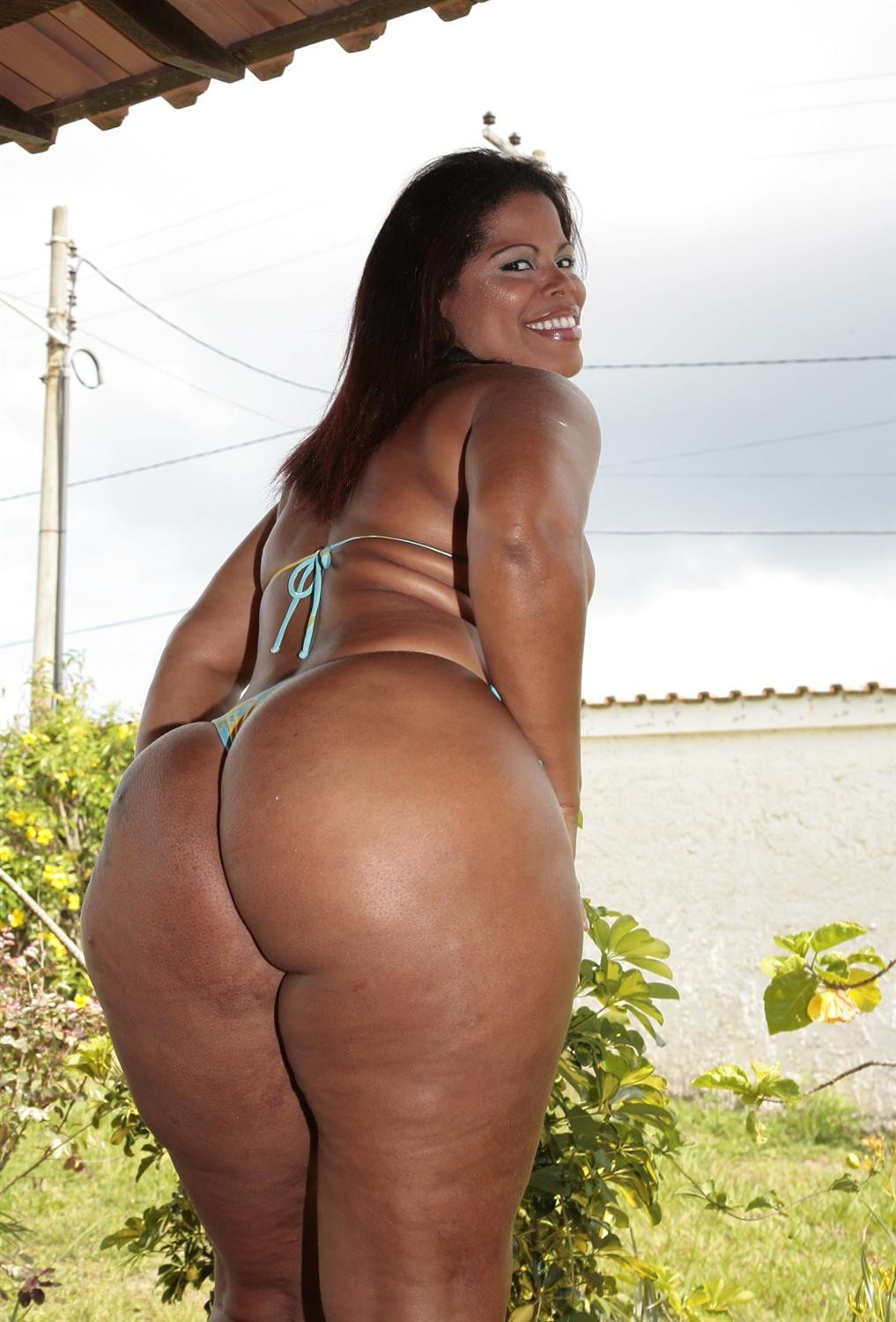 Big ass brazil woman