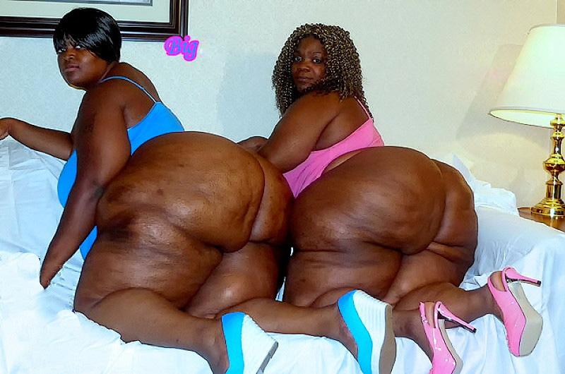 Thick black girl big ass