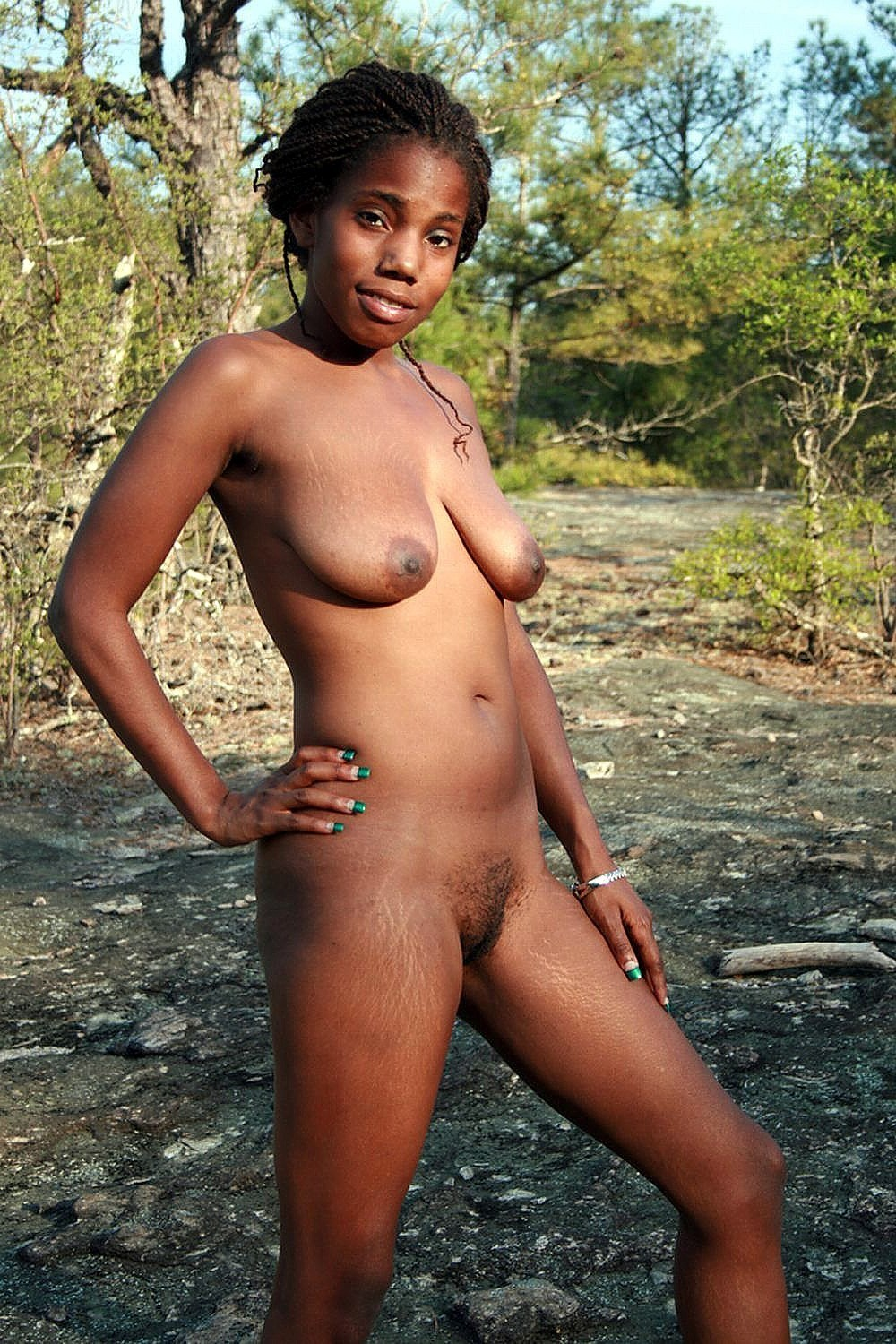 Virgin african girls naked — photo 9