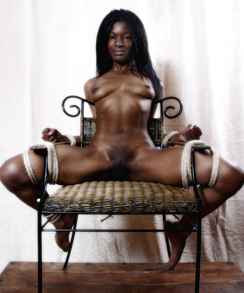 Порно ролики бдсм негритянка, игрушка для траханья