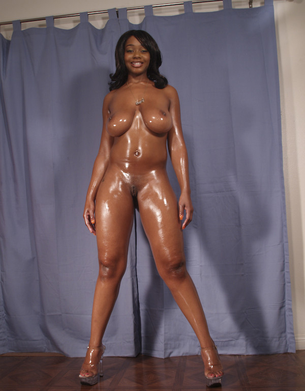 Search results for black oiled up naked girls
